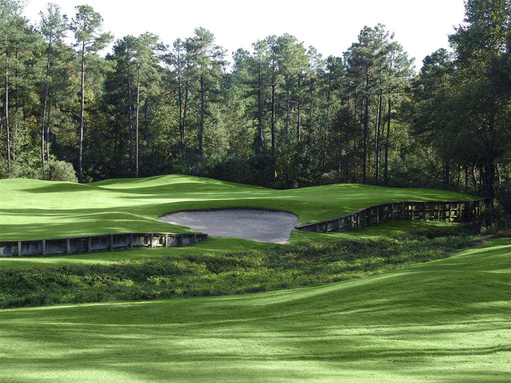 Pinewild Holly Course in Pinehurst, North Carolina